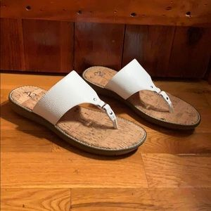 A2 by Aerosoles.Size 9.5. Brand new white sandals.